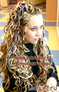 Ведется набор по курсам афроплетения и наращивания волос, на ноябрь ( конец месяца).