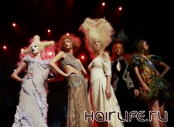 Alternative Hair Show 2012 в Лондоне