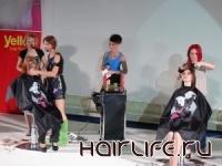Мастер-класс для парикмахеров «Техники укладок»