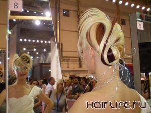 Ижевский парикмахер завоевала «бронзу» на чемпионате Европы