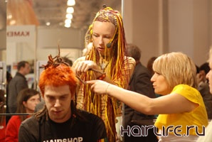 XVI Международная выставка косметики и парфюмерии InterCHARM-2009