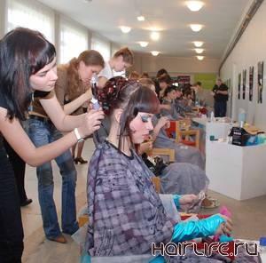 В Благовещенске состоится конкурс молодых парикмахеров