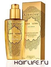 Лимитированная серия масла Elixir Ultime от Kérastase