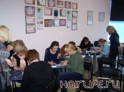 Семинар и тренинг-семинар для мастеров маникюра