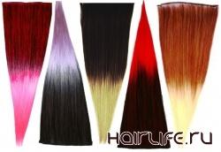 Эксклюзив от ПАТИХАЕР: трессы, наборы волос