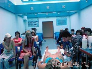 Мастер-класс для косметологов-дерматологов