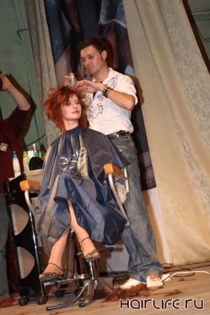 Мастер-класс по парикмахерскому искусству прошел в Рязани