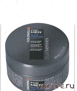 Новая текстурная крем-паста Dualsenses FOR MEN от Goldwell в журнале «Сезон красоты»