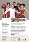 Эксклюзивная программа «Тенденции моды весна – лето 2011» пройдет 6 – 7 апреля 2011 г. в Москве.