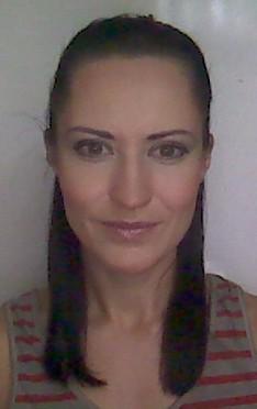 Готовый макияж с разными вариантами укладки волос.